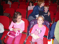 Theater-Besuch am 11.12.2011
