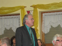 Erwin Zeug, BLSV-Kreisvorsitzender