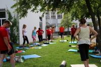 RSV in Aktion und Sommerfest 2016