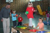 Kinder-Turnen 3-6 Jahre